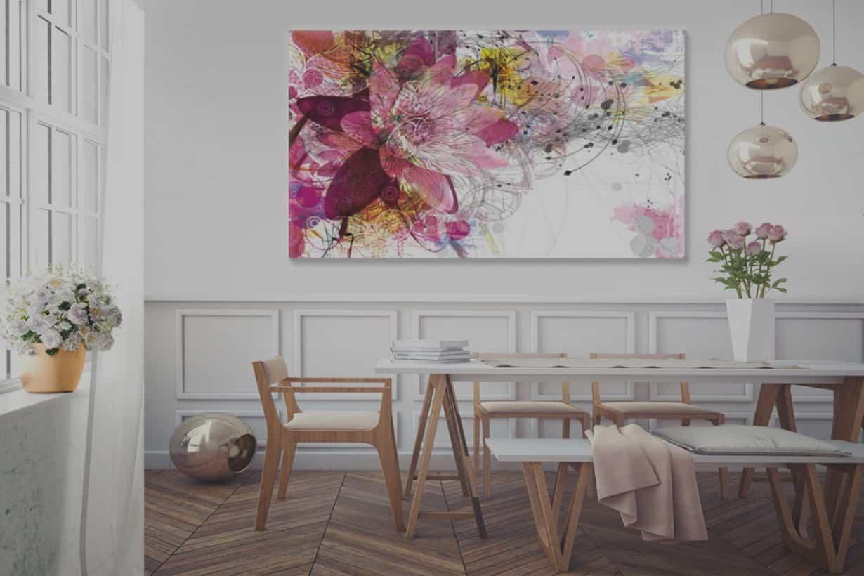 Décoration murale : qu'en est-il du mur de votre salon ?